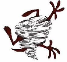 Image result for tasmanian devil spinning