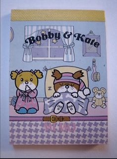 Bobby and Kate. <3