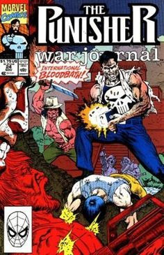 PUNISHER: WAR JOURNAL #24 -