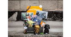 From shirts to gadgets to collectibles, your Loot Crate monthly subscription box for gamers and geeks will deliver hand-picked products geeks and gamers will love. Learn more about Loot Crate, read Loot Crate reviews, and get the latest Loot Crate coupon codes at Find Subscription Boxes. http://www.findsubscriptionboxes.com/loot-crate/