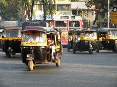 Mumbai - Tuk Tuks