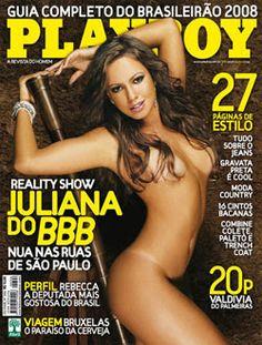 Famosa, Nua e Gostosa: Juliana Goes (BBB 8)