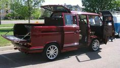 T3 Pick-up cabina doble