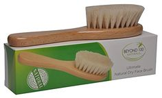 Best Dry Skin Face Brush with Natural Bristles and Wet Face Brush Set to Exfoliate and Detox for Healthy  Beautiful Skin  Improve Circulation  Perfect Gift  Buy Now * To view further for this item, visit the image link.