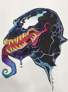 Venom by Brian Stelfreeze *