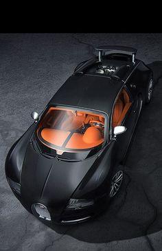Bugatti Veryon Vivere