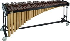 Percussion - Marimba [Definite pitch]