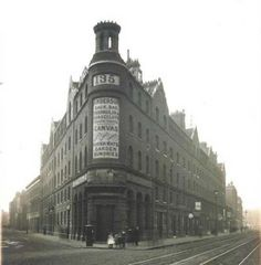 Commercial Street, the first Peabody flats - 150 years ago. Ironically no longer part of Peabody's portfolio.