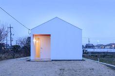 새로운 풍경을 만들어내는 매력적이고 도전적인 집 (출처 Haeni)