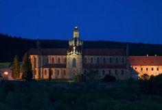Kudy z nudy - Klášter Kladruby - sídlo benediktinů ve stylu barokní gotiky