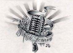 Tattoo on Pinterest   Old School, Cassette Tape and Tattoos and body ...