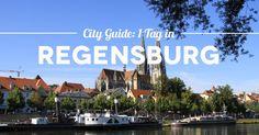 Mein Artikel zeigt dir alle schönen Sehenswürdigkeiten, Tipps und Restaurants, die du an einem Tag in Regensburg besichtigen kannst.
