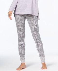 Alfani Jogger Pajama Pants, Created for Macy's - Gray XXL