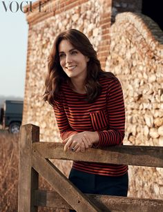 Kate Middleton for Vogue Centenary issue