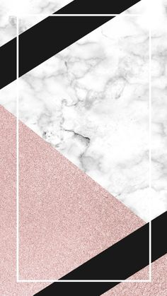 Marble Iphone Wallpaper, Rose Gold Wallpaper, Glitter Wallpaper, Iphone Background Wallpaper, Tumblr Wallpaper, Screen Wallpaper, Aesthetic Iphone Wallpaper, Cool Wallpaper, Mobile Wallpaper