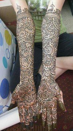 Latest Hand Mehndi Designs 2018 for Girls Indian Henna Designs, Full Hand Mehndi Designs, Mehndi Designs For Beginners, Mehndi Designs 2018, Modern Mehndi Designs, Wedding Mehndi Designs, Mehndi Design Pictures, Beautiful Henna Designs, Mehndi Images