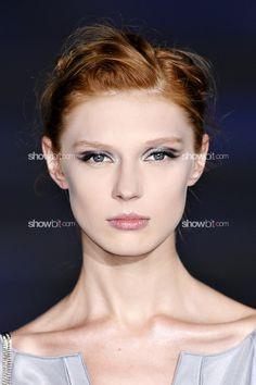 Giorgio Armani SS/2012, Beauty Runway