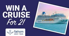 http://swee.ps/ogpkoDb itravel2000's Giveaway Contest! Enter for a chance to win a cruise for 2!