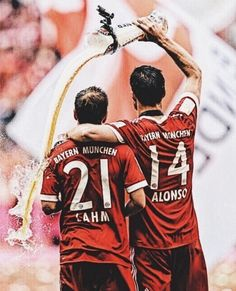 Lahm and Alonso's final game