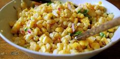 Skillet Scalloped Corn Recipe