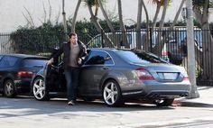 Ben Affleck : Mercedes S63 : Stars And Cars | Drive Away 2Day  http://blog.driveaway2day.com/2012/10/ben-affleck-mercedes-s63-stars-and-cars.html