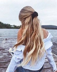 Full Shine Tape in Extension Color Blonde Highlights Human Hair Tape Nahtloses 100 Echthaar Tape in Extensions Color Blonde Highlighted Tape Blonde Makeup, Hair Makeup, Hair Inspo, Hair Inspiration, Hair Tape, Princess Hairstyles, Blonde Highlights, Blonde Color, Hair Color