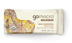 Fitness For The Rest of Us: GoMacro Macrobars Giveaway: Vegan, Organic,Non-GMO,