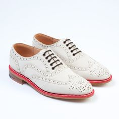 LARK Vanilla Brogue
