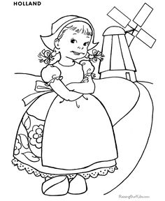 Coloring pages for kids - Raising our kids
