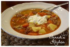 Gulash Suppe