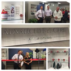 Advanced Eye Care of Covington Grand Opening and Ribbon Cutting