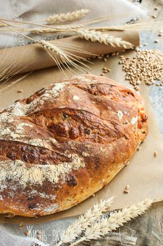 Logo Panaderia, Chef Recipes, Cooking Recipes, Bread Art, Bulgarian Recipes, Food Crush, Food Photography Tips, Artisan Bread, Organic Recipes
