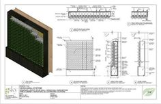 Resultado de imagem para vertical garden specifications