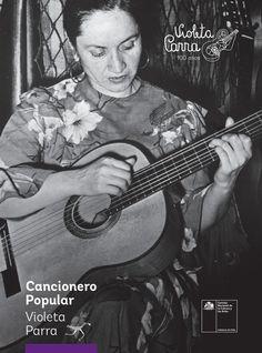 Cancionero popular Violeta Parra