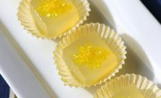 lemon drop jello shots made me think of you Wendy:-) New Year's Drinks, Fun Drinks, Yummy Drinks, Beverages, Drinks Alcohol Recipes, Drink Recipes, Yummy Recipes, Salad Recipes, Recipies
