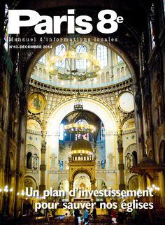 Paris 8e - N°62 - Décembre 2014 - A lire sur : http://fr.calameo.com/read/003437923dd2330018285