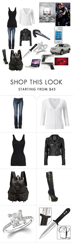"""Terminator 2 Judgement Day Oc fanfiction"" by tylerevans2017 ❤ liked on Polyvore featuring Hudson Jeans, Monsoon, iHeart, Forever New, Jas M.B., Follow Me, Samsung and Fantasy Jewelry Box"
