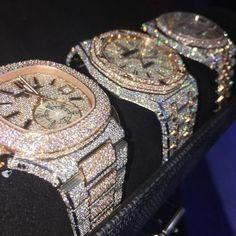 Patek Philippe Nautilus Chrono., Audemars Piguet Offshore Royal Oak,and a Rolex Datejust. Sale! Up to 75% OFF! Shop at Stylizio for women's and men's designer handbags, luxury sunglasses, watches, jewelry, purses, wallets, clothes, underwear & more!