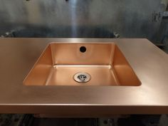 https://flic.kr/p/QLidKY | Copper Worktop with Integrated Sink | OLYMPUS DIGITAL CAMERA