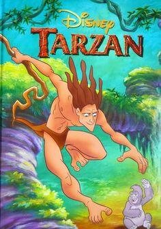 Okładka książki Tarzan