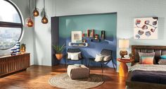 Behr 2016 Color Trends - See All of the New Palettes: Behr 2016 | Blurred Boundaries