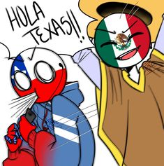 Read Hola Texas from the story Imagenes yaoi de CountryHumans by with reads. Humans Meme, Wattpad, Mundo Comic, Country Men, Funny Comics, Anime Love, Hetalia, Chile, Funny Pictures