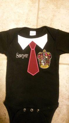 Decor for my kids Personalized Harry Potter Themed by RingingAroundTheRosy on Etsy, $16.99