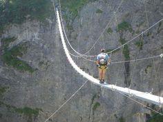 Klettersteig Switzerland : Best klettersteige images in climbing