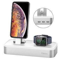 #Oittm #iPhone and #AppleWatch Charger
