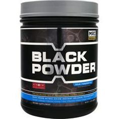 You're Getting Better Quality Supplements for your Money!  Buy 1-2-3-4 or More MRI Black Powder 1.76 lbs Save More  #MRI