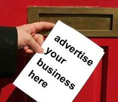 Create your advertisement today!