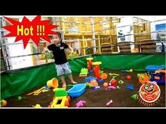 [Kids Funny Part 19  ] The Merry Child ***  Child Car Drive Set