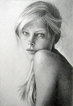 Kai Fine Art is an art website, shows painting and illustration works all over the world. Pencil Portrait Drawing, Pencil Art, Portrait Art, Painting & Drawing, Drawing Portraits, Beautiful Pencil Drawings, Realistic Pencil Drawings, Amazing Drawings, Illustration Art