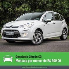O Citroën C3 pode ser adquirido meio do Consórcio de Automóveis através de parcelas facilitadas e livres de juros. Aproveite! Saiba mais: https://www.consorciodeautomoveis.com.br/noticias/consorcio-citroen-c3-por-menos-de-r-600-00-mensais?idcampanha=206&utm_source=Pinterest&utm_medium=Perfil&utm_campaign=redessociais